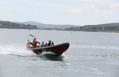 Boating Activities Berehaven Lodge
