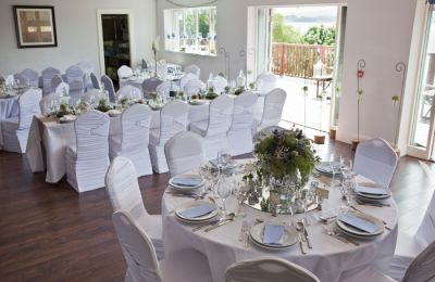 Wedding Tables at Berehaven Lodge