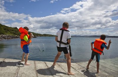 Kid Friendly Holiday West Cork