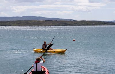 Kayaking at Berehaven