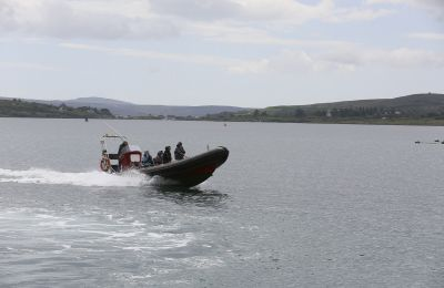 Boating at Berehaven